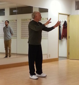Dr Fox Tai Chi Therapy NeuroSpine Eugene Oregon