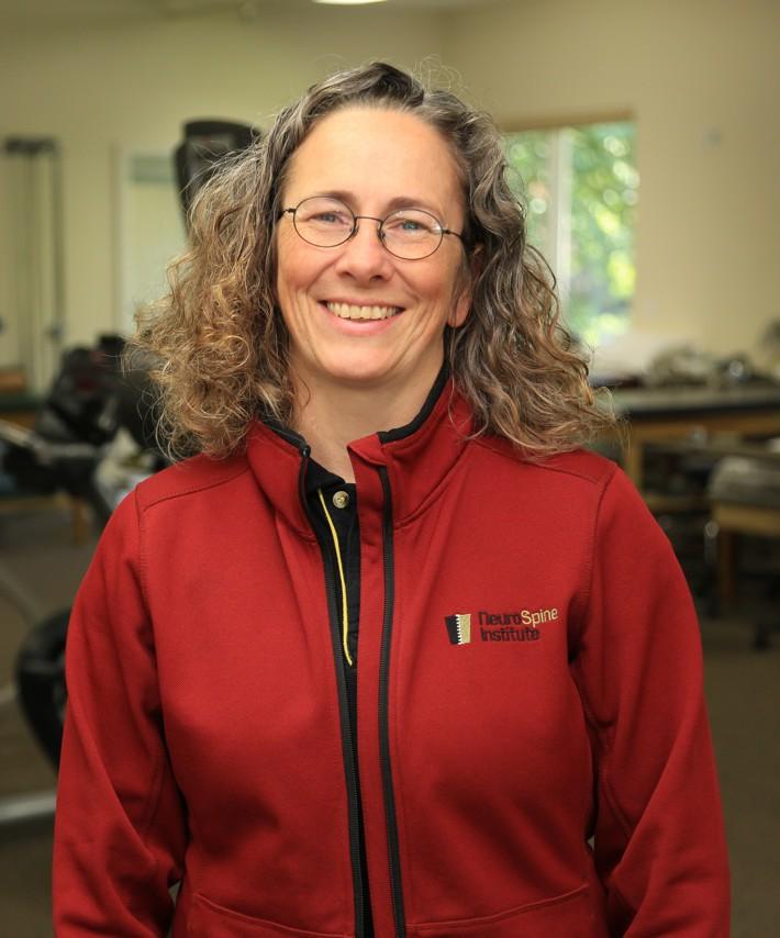 Carla McKibben, MPT