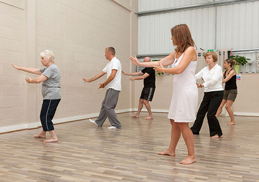 Tai Chi Movement Therapy at NeuroSpine