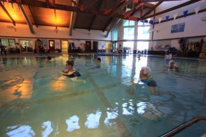 Tamarack Wellness Center Warm Ai Chi Therapy for NeuroSpine Patients